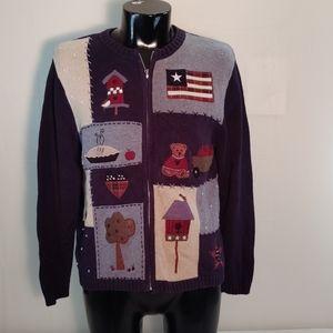 croft & barrow Sweaters - Croft & Barrow All American Cardigan